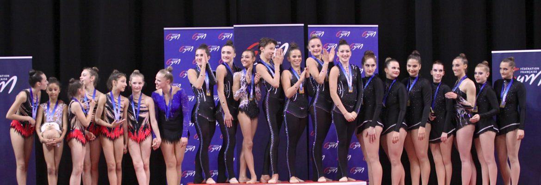 Notre équipe NATIONALE 4 est VICE-CHAMPIONNE de FRANCE !!!